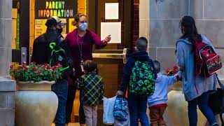Oklahoma City Public School Students Return to Class