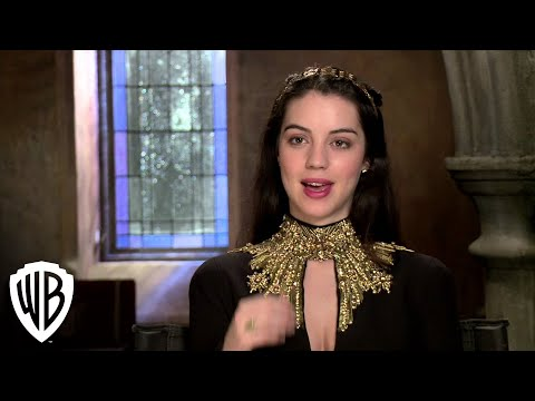 Reign: The Complete First Season  Adelaide Kane on her Wardrobe