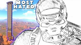 The Most HATED TOWER Base |Rust 3.0 Building