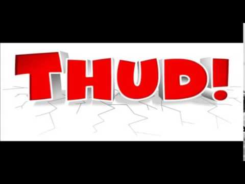 Thud Sound Effect - Royalty Free