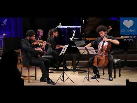 Kanneh-Mason Piano Trio, Beethoven Op.1 No.3 In C Minor, I. Allegro Con Brio