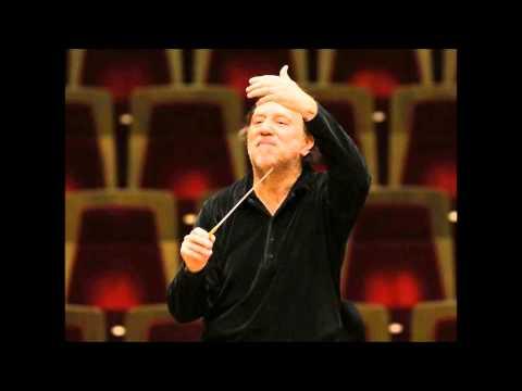 """Riccardo Chailly """"Symphony No 1"""" Mahler"""