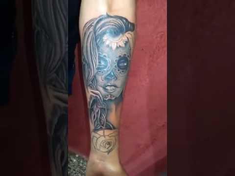 Empire tattoo ink bh catrina tattoo youtube for Empire ink tattoo