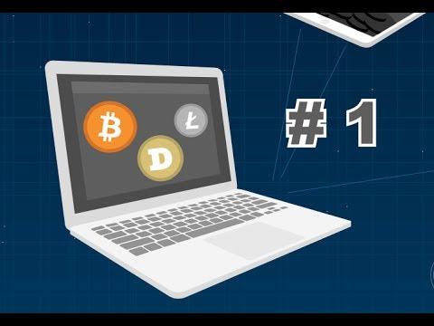 Как подключить Block.io на PHP \\ Принимаем платежи на сайте \\ Часть 1