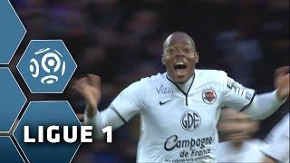 But Hervé BAZILE (90' +2) / Paris Saint-Germain - SM Caen (2-2) -  (PSG - SMC) / 2014-15