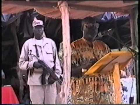 Dr. John Garang Speech about the PCA in Abyei part two Section 2