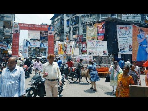 Bhuleshwar Market, Mumbai's biggest Retail and Wholesale market for Women,ladies.Markets for Woman