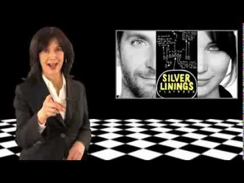 SILVER LININGS PLAYBOOK :30 Second Review by JoycesChoices.com