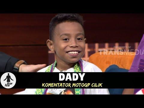 DADY, KOMENTATOR MOTOGP CILIK | HITAM PUTIH  (06/03/18) 2-4 Mp3