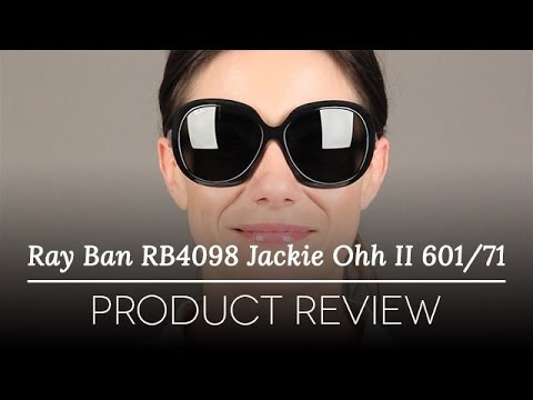 8a2ef97dda0269 Ray-Ban RB4098 Jackie Ohh II Sunglasses Review