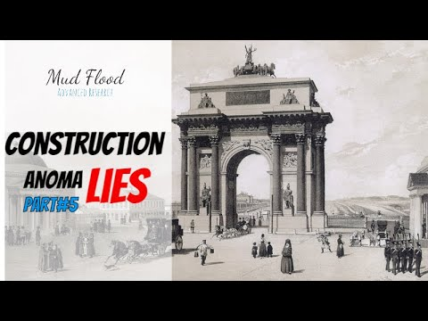 Mud Flood Construction AnomaLIES - Napoleon's key to Moscow since 1812