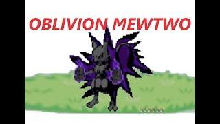 Roblox Project Pokemon - Oblivion Aura Mewtwo