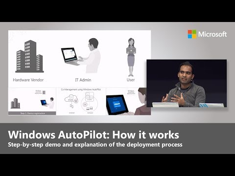 The truth about Windows AutoPilot: The service components and how it works