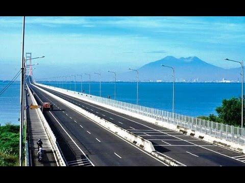 SURAMADU BRIDGE - INDONESIA