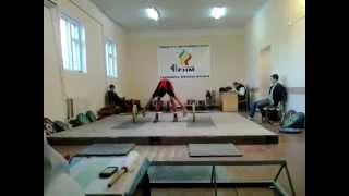 Тяжелая атлетика рывок - Новичок