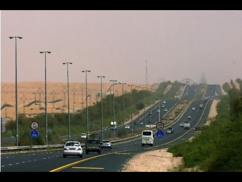 how you go allain to Dubai UAE