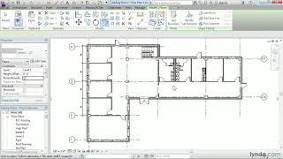 Revit Architecture: كيفية العمل مع أرضيات | lynda.com البرنامج التعليمي