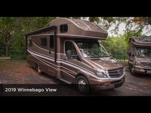 2019 Winnebago View 24V Video Tour from Lazydays