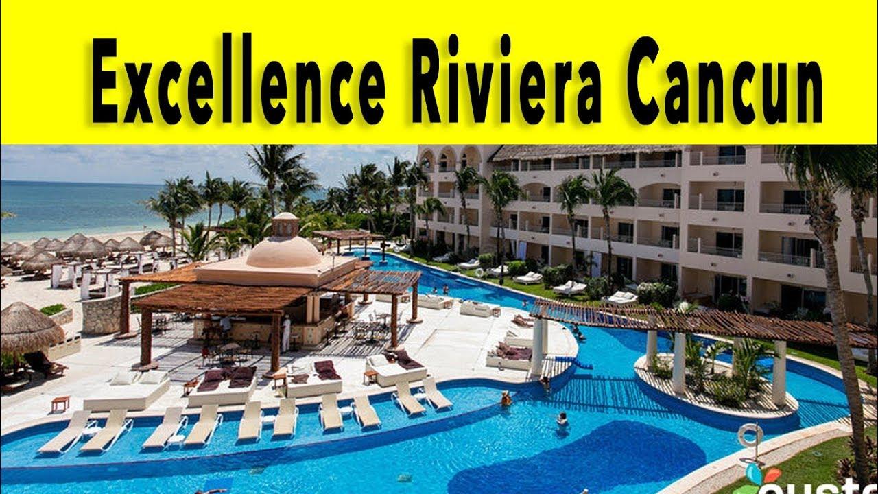 Excellence Riviera Cancun (All-Inclusive, Mexico