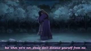 Saiunkoku Monogatari- Shuurei x Ryuuki scene (anime)