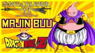 SoulCalibur السادس - كيفية إنشاء ماجين بوو (Dragon Ball Z) CAS