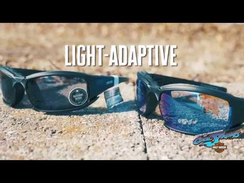 320d7f400ef Riding Gear - Epoch Foam SUPER DARK Photochromic - YouTube