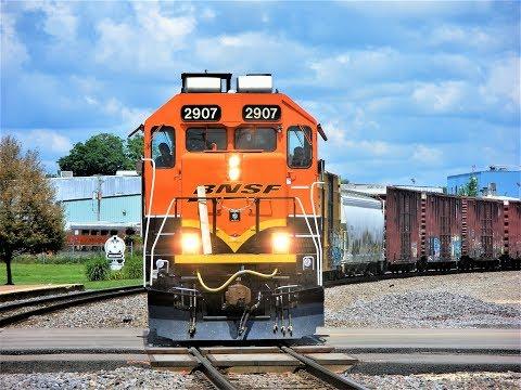 BNSF Railway Mendota Local