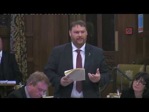 Owen Thompson MP - Westminster Hall debate on online gaming (consumer protection), 13 September 2016