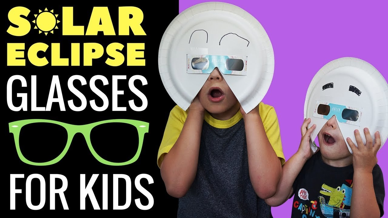 how to watch eclipse 2017 without glasses