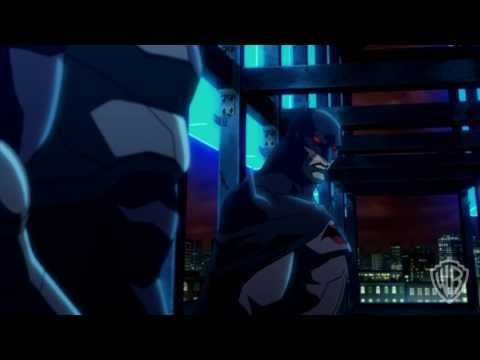 Justice League: The Flashpoint Paradox : Cyborg Recruits Batman
