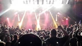 Eisregen - Fleischbrand, Live aus Markthalle, Hamburg 1/4-2016