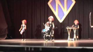 really funny talent show 09 night 1 whip it devo