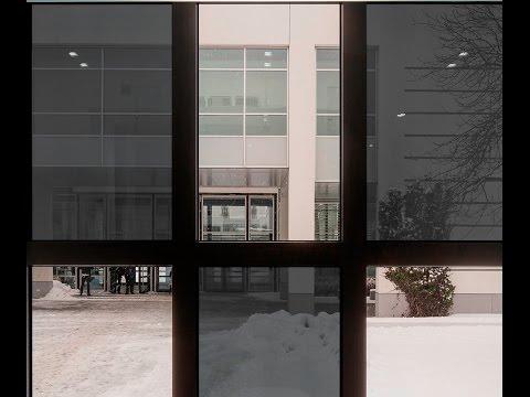 Experience Halio Agc S Smart Tinting Glass Youtube