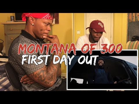 Montana Of 300 - First Day Out [REMIX] Shot By @AZaeProduction - REACTION