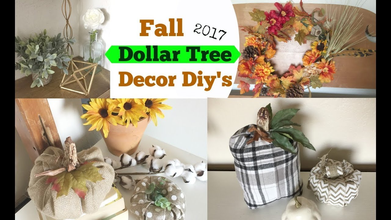 Dollar Tree Diy 39 S Fall Decor Ideas Momma From Scratch