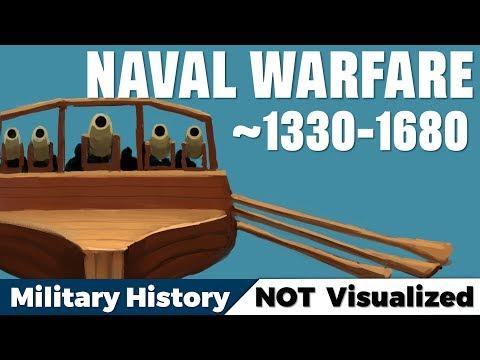 Naval Warfare 1330-1680