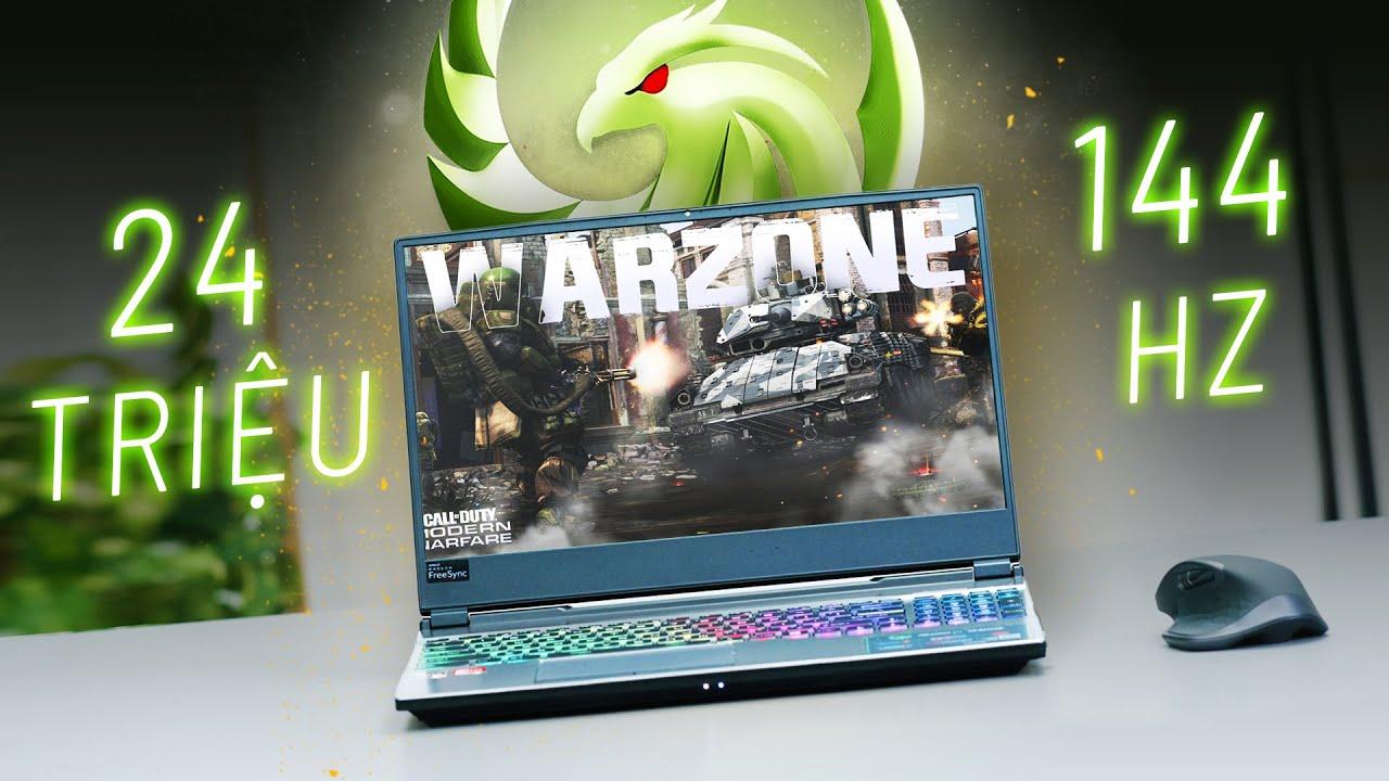 Đánh giá laptop gaming MSI Alpha 15: màn hình 144Hz