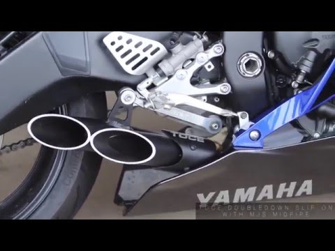 Toce Vs Two Brothers Exhaust On 2007 R6 No Cat Doovi