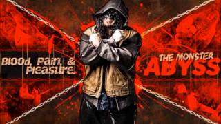 "TNA: Abyss old Theme Song -- ""Down in the Catacombs"" -- Arena Effects & Pyro"