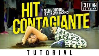 Hit Contagiante - Felipe Original Ft. Kevin O Chris ( TUTORIAL ) Cleiton Oliveira