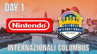 Campionati Internazionali Pokémon di Columbus - VGC2019 Ultra Series Day 1