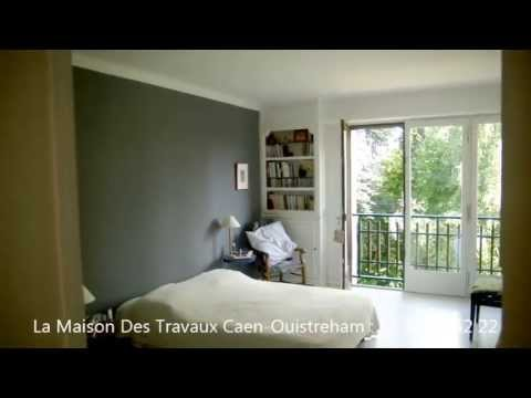r novation d coration appartement peinture parquet clairage chambre salon s jour couloir youtube. Black Bedroom Furniture Sets. Home Design Ideas