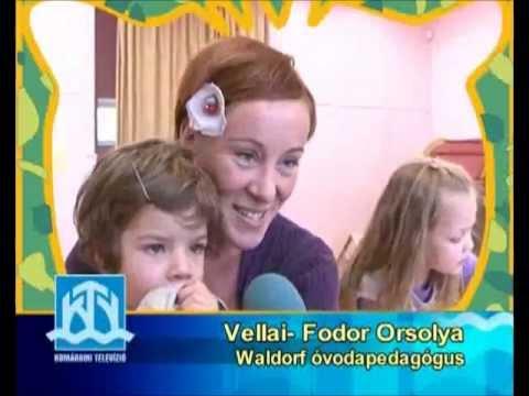 Waldorf óvoda Komárom