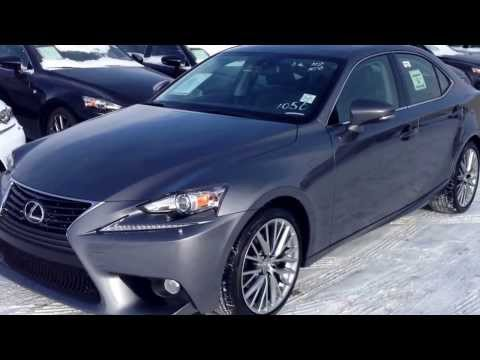 2014 Lexus IS 250 AWD Premium Package Review