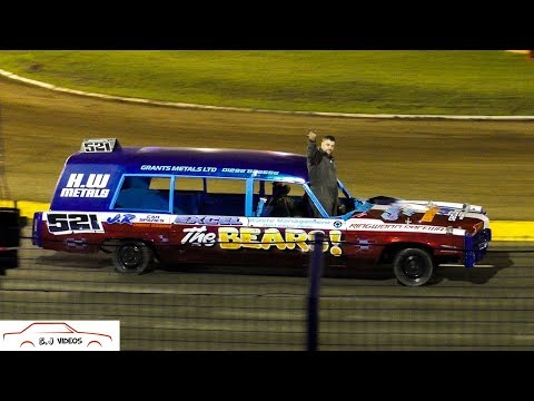 Ipswich Unlimited Banger World Final 2019