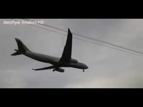 Planes Spotting At Colombo International Airport Sri Lanka 2018/05/13