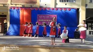 Hà Quỳnh Như hát tặng thầy cô nhân ngày Nhà Giáo Việt Nam 20/11/2017
