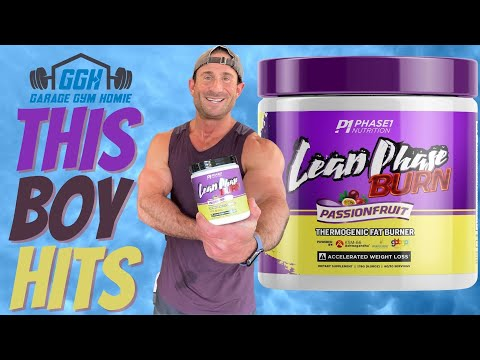 BEST POWDER FAT BURNER 2021?   Phase One Nutrition Lean Phase Burn Review