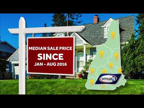 New Hampshire housing market is strong, prices rising