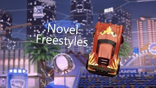 Novel's Interesting Freestyles